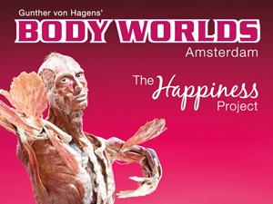 Body Worlds 2e kaartje gratis dmv bon