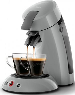 Philips Senseo Original HD6553/70 - Koffiepadapparaat - Zilvergrijs voor €39,99