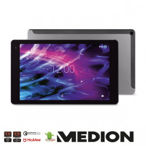 "Medion LifeTab P10606 Android 7.1 - 2 GB 10,1"" tablet voor €199"
