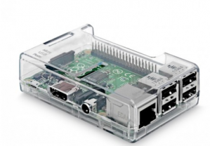 Transparente behuizing voor Raspberry Pi 2 Model B+ en Pi 3 Model B voor €0,80 dmv code
