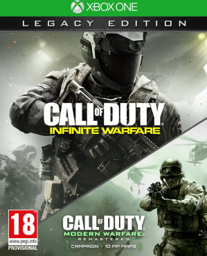 Call of Duty: Infinite Warfare - Legacy Edition - Xbox One voor €14,55
