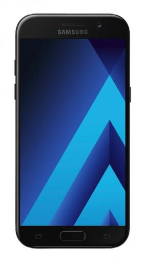 Samsung Galaxy A5 (2017) SM-A520F 4G 32GB Zwart Open Box product voor €156,09