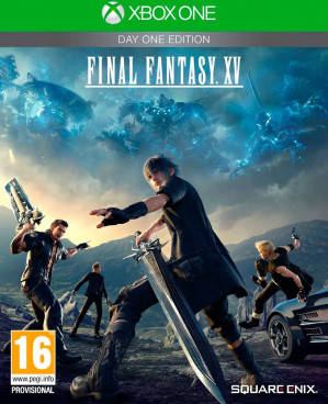 Final Fantasy XV Day-One Edition (Xbox One) voor €22,91