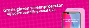 gratis screenprotector