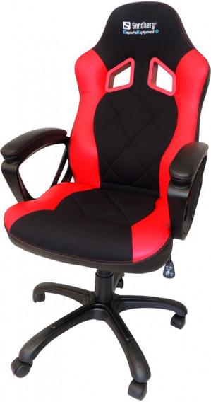 Sandberg Warrior Gaming Chair voor €102,95 dmv code