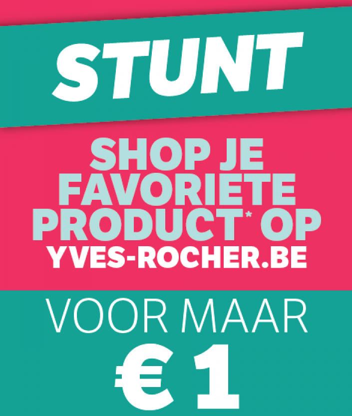 Foutje?! Shop Jouw favoriete artikel voor slechts €1