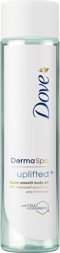 Dove DermaSpa Uplifted+ - 150 ml - Body Oil voor €1,99