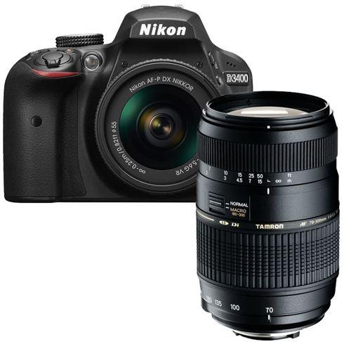 Nikon AF-P 18-55mm F/3.5-5.6G VR voor €499