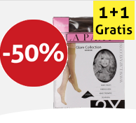 La Paay lingerie en kousen 1+1 gratis en 50% korting