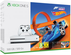Xbox One S Forza Horizon 3 Hot Wheels Console - 500 GB voor €189,99