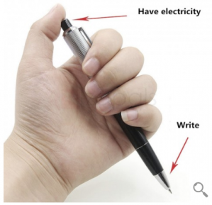 Shock pen dmv code gratis ( ex €0,55 verzendkosten )