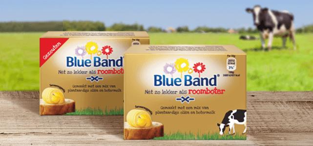 8616b772637a55 Probeer Blue Band Nét zo lekker als roomboter Gratis dmv cashback