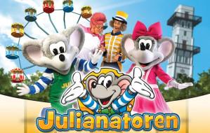 Tickets Julianatoren voor €13,95