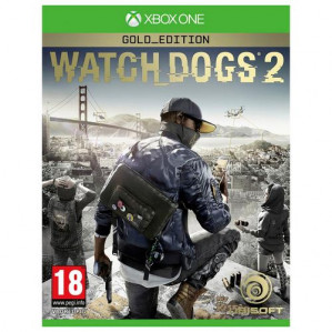 Watch Dogs 2 - Gold edition voor €19,95