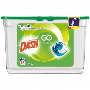5 Pakken Dash pods voor €10
