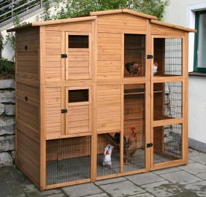 Kerbl Kippenhok - 6 deurs voor €400