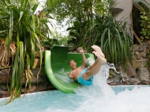 Dagentree zwemparadijs Aqua Mundo voor €10