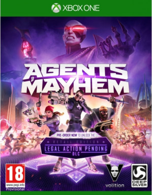 Agents of Mayhem voor €5,65