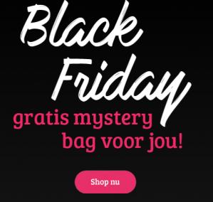 Mysterybag twv €35 Gratis
