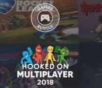 Humble Hooked on Multiplayer 2018 bundle vanaf €0,85