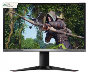 Lenovo LED Monitor Y27f Gaming - curved - 27 inch voor €329