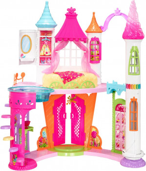 Barbie Dreamtopia Zoethuizen Kasteel voor €56