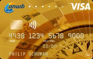 Bij aankoop ANWB Creditcard tot €75 shoptegoed