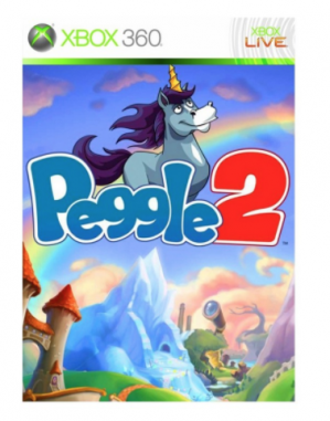 Peggle 2 Xbox One/360 digital voor €1,25