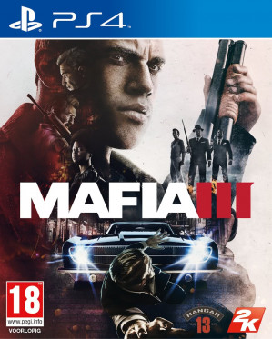 Mafia 3 - PS4 voor €7,99