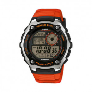 Casio AE-2100W-1AVEF - Horloge - Kunststof - rood- Ø 48 mm voor €21,09
