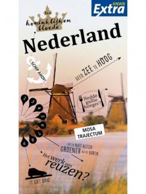Bij aankoop van een ANWB Extra reisgids een ANWB Extra Nederland gids Gratis