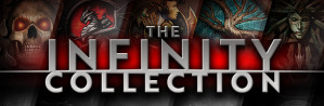 The Infinity Collection voor €22,22