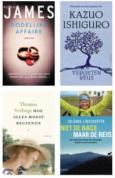 8 gratis e-books & audiobooks