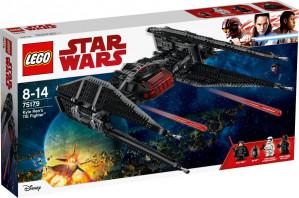 LEGO Star Wars Kylo Ren's TIE Fighter - 75179 voor €49,99