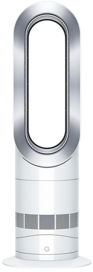 DYSON AM09 HOT+COOL WIT/ZILVER ventilator voor €249