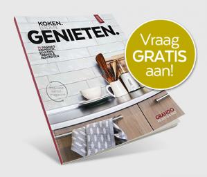 Vraag het gratis Grando inspiratie magazine aan