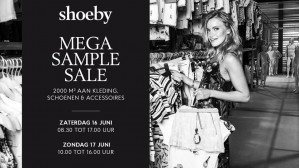 Shoeby Mega Sample Sale