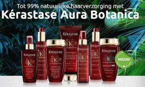 20% korting op het merk Aura Botanica