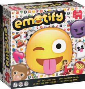 Jumbo Emotify gezelschapsspel voor €9,98