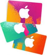 10% extra tegoed bij Itunes kaarten vanaf €25