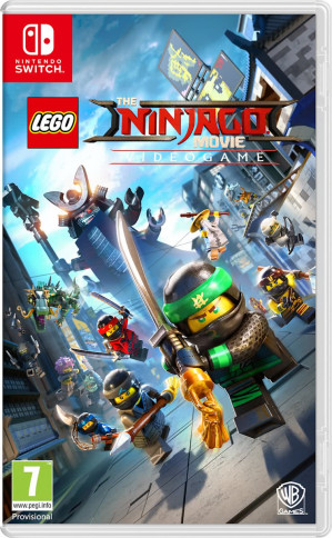 LEGO Ninjago Movie Videogame - Nintendo Switch voor €20,28
