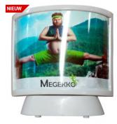 Nachtlamp / fotolijst gratis dmv code