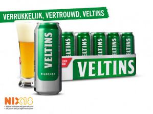 Veltins bier 24 halve liters voor €12