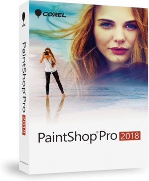 Corel Paintshop Pro 2018 - Multi Language voor €20