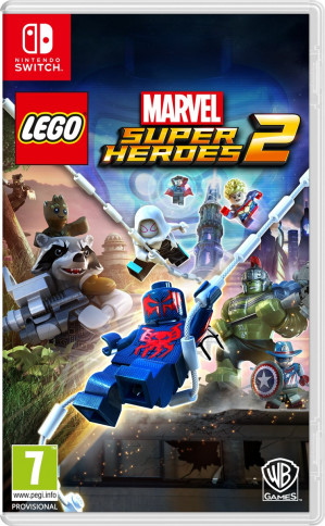 LEGO: Marvel Super Heroes 2 Nintendo Switch voor €20,62