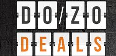 DoZo deals: tot 25% korting