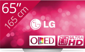 LG OLED65C7V - OLED tv voor €2.297