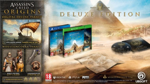 Assassin's Creed Origins Deluxe voor €39,98