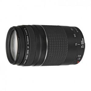 Canon EF 75-300mm f/4.0-5.6 III voor €113,99