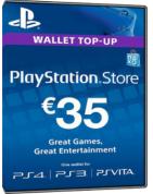 €35 Duits PSN tegoed voor €29,99